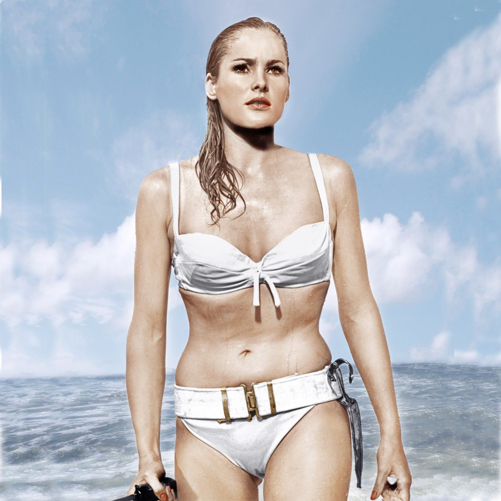 Honey Ryder Costume - James Bond Fancy Dress - 007 - Dr No - Honey Ryder Belt