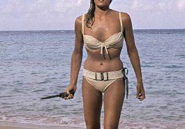 Honey Ryder Costume - James Bond Fancy Dress - 007 - Dr No - Honey Ryder Cosplay