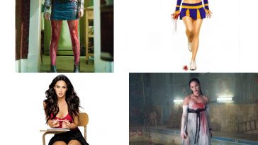 Jennifer's Body Costume - Jennifer's Body Fancy Dress - Jennifer's Body Cosplay