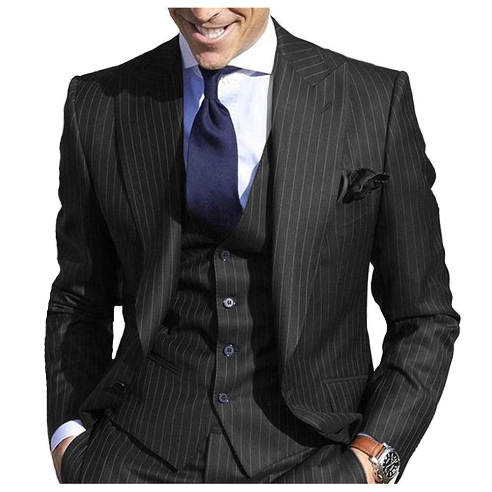 Man in Black Costume - Westworld Fancy Dress - Man in Black Jacket