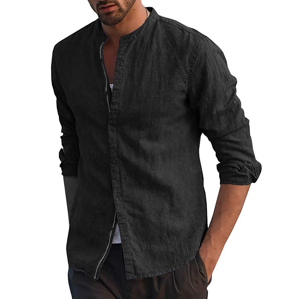 Man in Black Costume - Westworld Fancy Dress - Man in Black Shirt