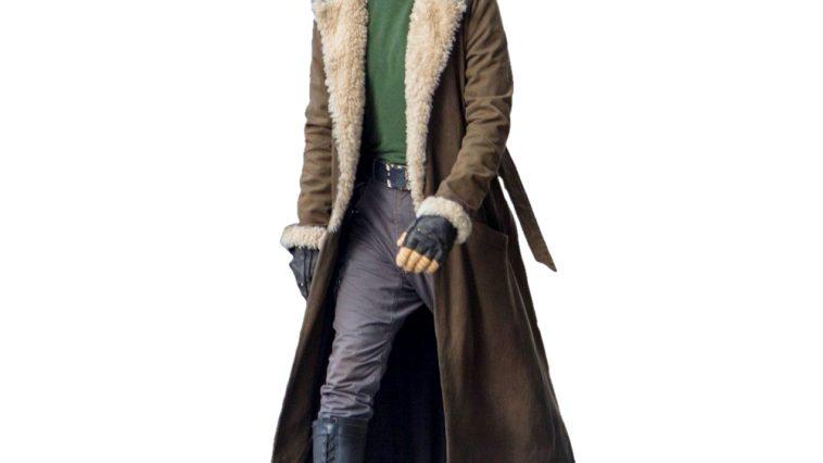 Negative Man Costume - Doom Patrol Fancy Dress - Negative Man Cosplay