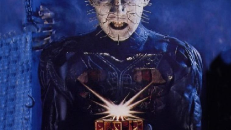 Pinhead Costume - Hellraiser Fancy Dress - Pinhead Cosplay