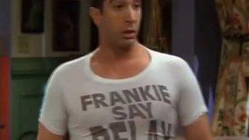 Ross Gellar Costume - Friends Fancy Dress - Ross Gellar Cosplay