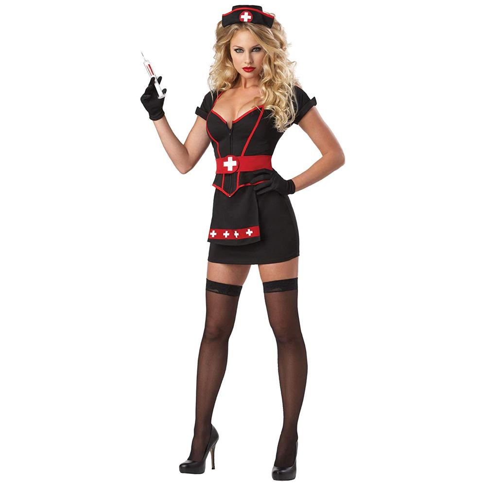 Sexy Nurse Costume - Naughty Nurse Costume - Fancy Dress - Sexy Nurse Complete Costume