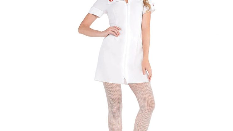 Sexy Nurse Costume - Naughty Nurse Costume - Fancy Dress - Sexy Nurse Cosplay
