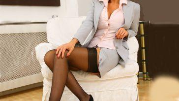 Sexy Secretary Costume - Sexy Secretary Fancy Dress - Sexy Secretary Costume