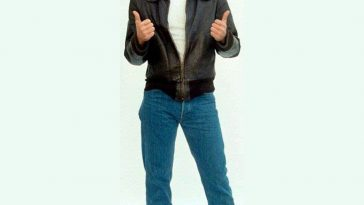 The Fonz Costume - Happy Days Fancy Dress - The Fonz Cosplay
