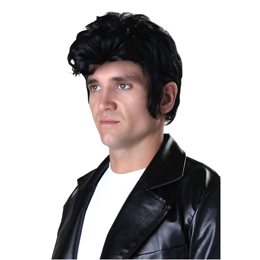 The Fonz Costume - Happy Days Fancy Dress - The Fonz Hair Wig