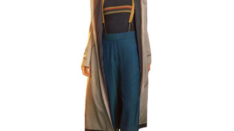 Thirteenth Doctor Costume - Doctor Who Fancy Dress - Thirteenth Doctor Cosplay