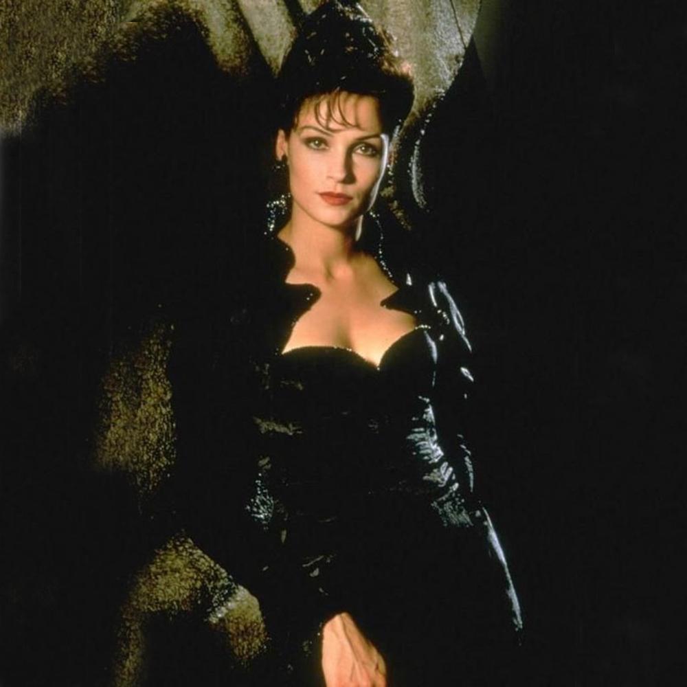Xenia Onatopp Costume - James Bond - Goldeneye Fancy Dress - Xenia Onatopp Dress