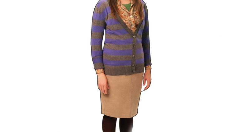 Amy Farrah Fowler Costume - The Big Bang Theory Fancy Dress - Amy Farrah Fowler Cosplay