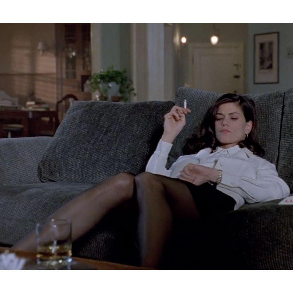 Bridget Gregory Costume - The Last Seduction Fancy Dress - Bridget Gregory Cigarette