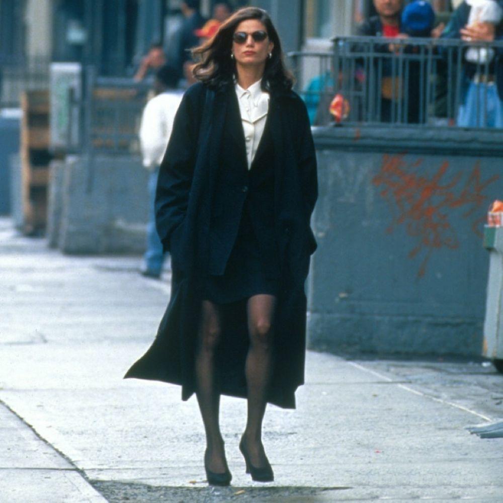 Bridget Gregory Costume - The Last Seduction Fancy Dress - Bridget Gregory Stockings