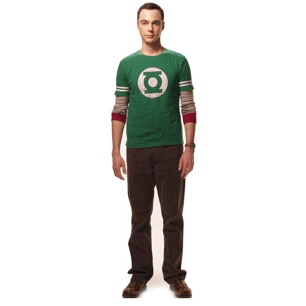 Sheldon Cooper Costume - The Big Bang Theory Fancy Dress - Sheldon Cooper Sneakers
