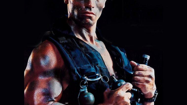 John Matrix Costume - Commando Fancy Dress - John Matrix Cosplay