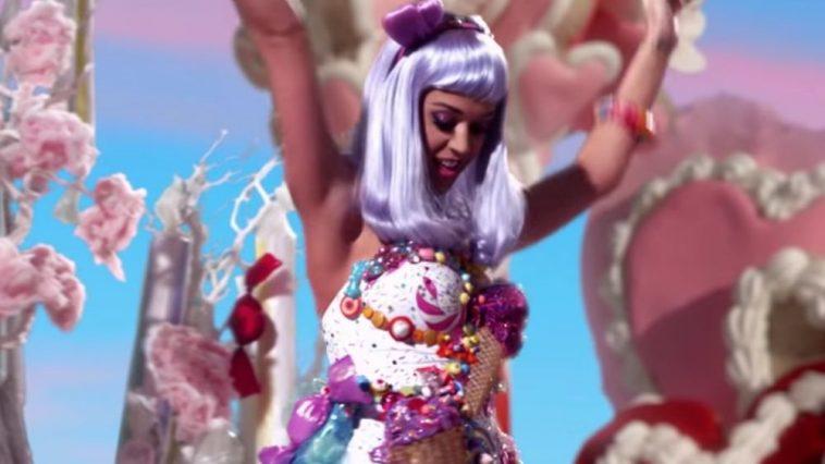 Katy Perry California Gurls Costume - Katy Perry Fancy Dress - Katy Perry Garter Cosplay Katy Perry Stockings - Katy Perry Legs