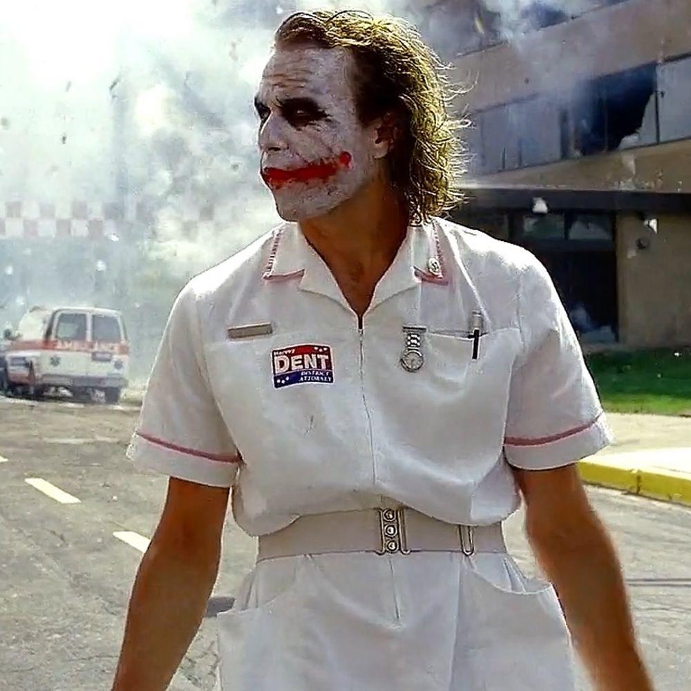 The Art of Brandon Pike: The Dark Knight: Nurse Joker