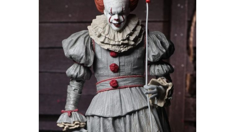 Pennywise Costume - IT Fancy Dress - Pennywise Cosplay