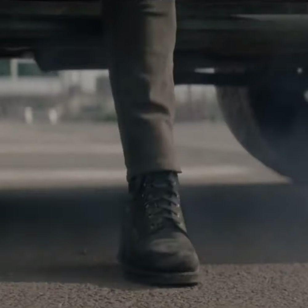 Sarah Connor Costume - Terminator: Dark Fate Fancy Dress - Sarah Connor Boots