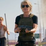Sarah Connor Costume - Terminator: Dark Fate Fancy Dress - Sarah Connor Cosplay