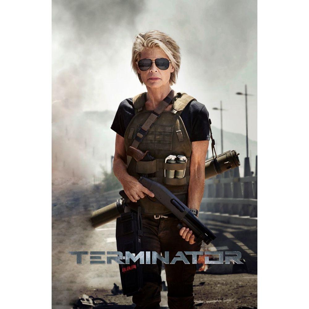 Sarah Connor Costume - Terminator: Dark Fate Fancy Dress - Sarah Connor Pants