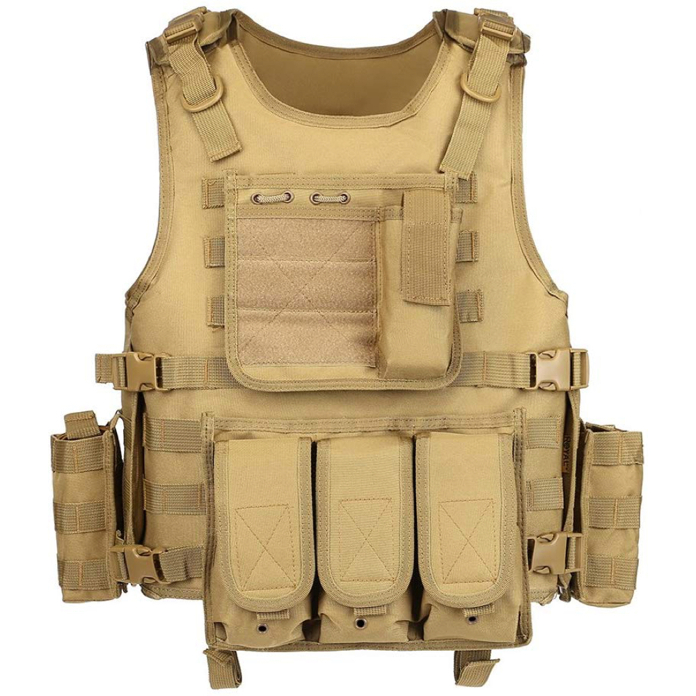 Sarah Connor Costume - Terminator: Dark Fate Fancy Dress - Sarah Connor Tactical Vest