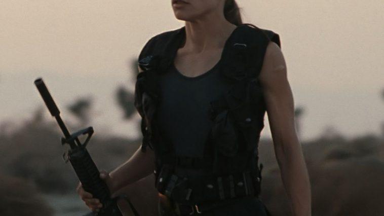 Sarah Connor Costume - Terminator 2: Judgement Day Fancy Dress - Sarah Connor Cosplay
