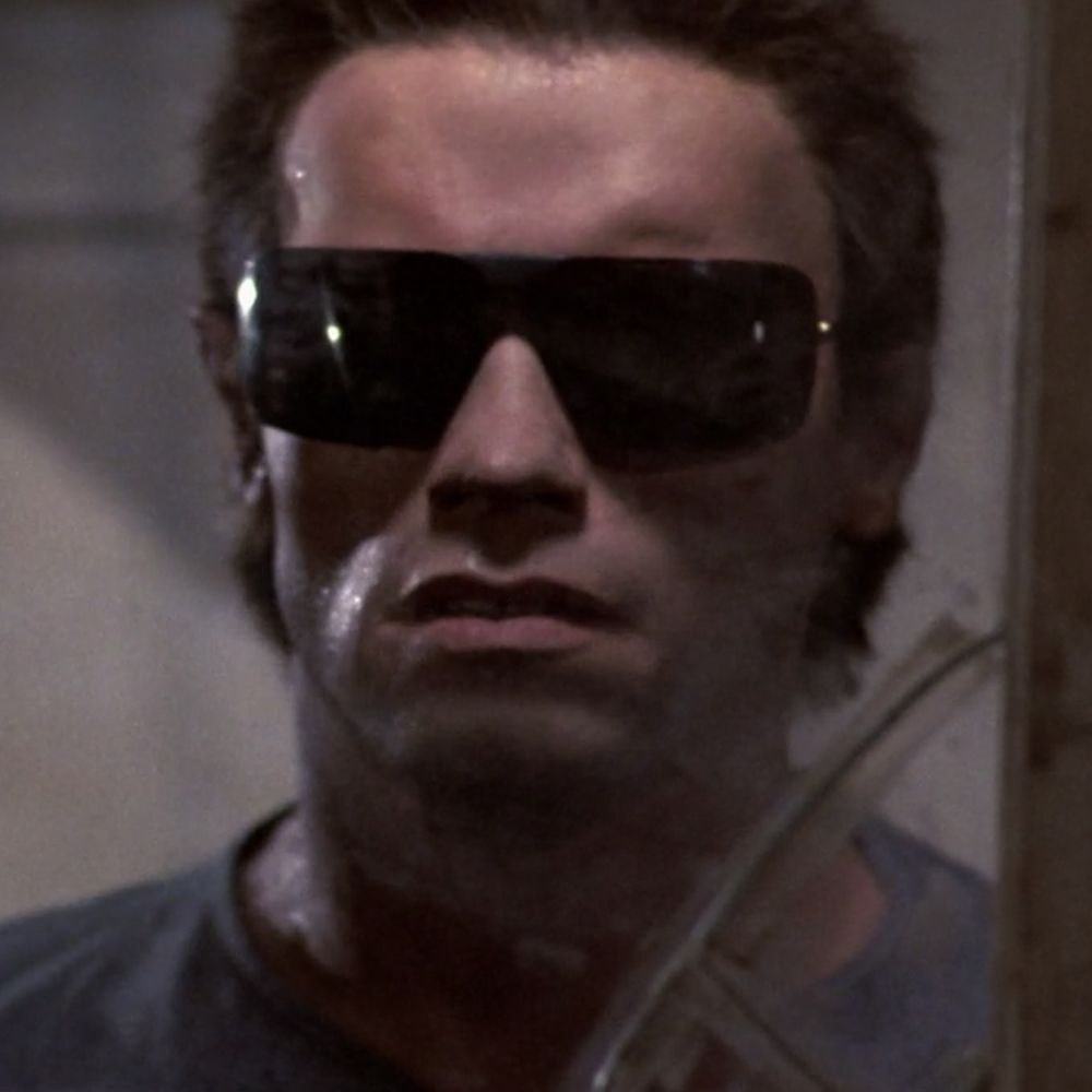 Terminator Costume - T-800 Costume - The Terminator Fancy Dress - Terminator Sunglasses