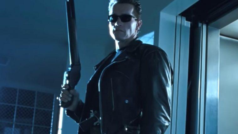 Terminator Costume - Terminator 2: Judgement Day Fancy Dress - Terminator Cosplay
