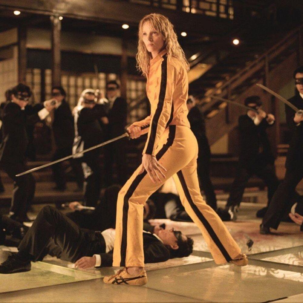 The Bride Costume - Kill Bill Fancy Dress - Kill Bill Sword