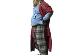 Fat Thor Costume - Avengers: Endgame Fancy Dress - Fat Thor Cosplay