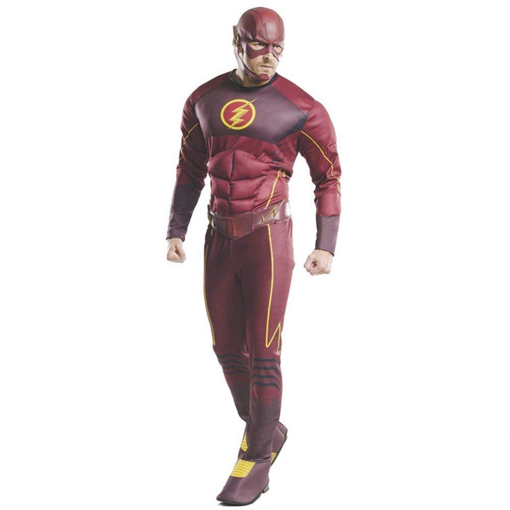 Jessie Quick Costume - The Flash Fancy Dress - Jessie Quick Complete Costume