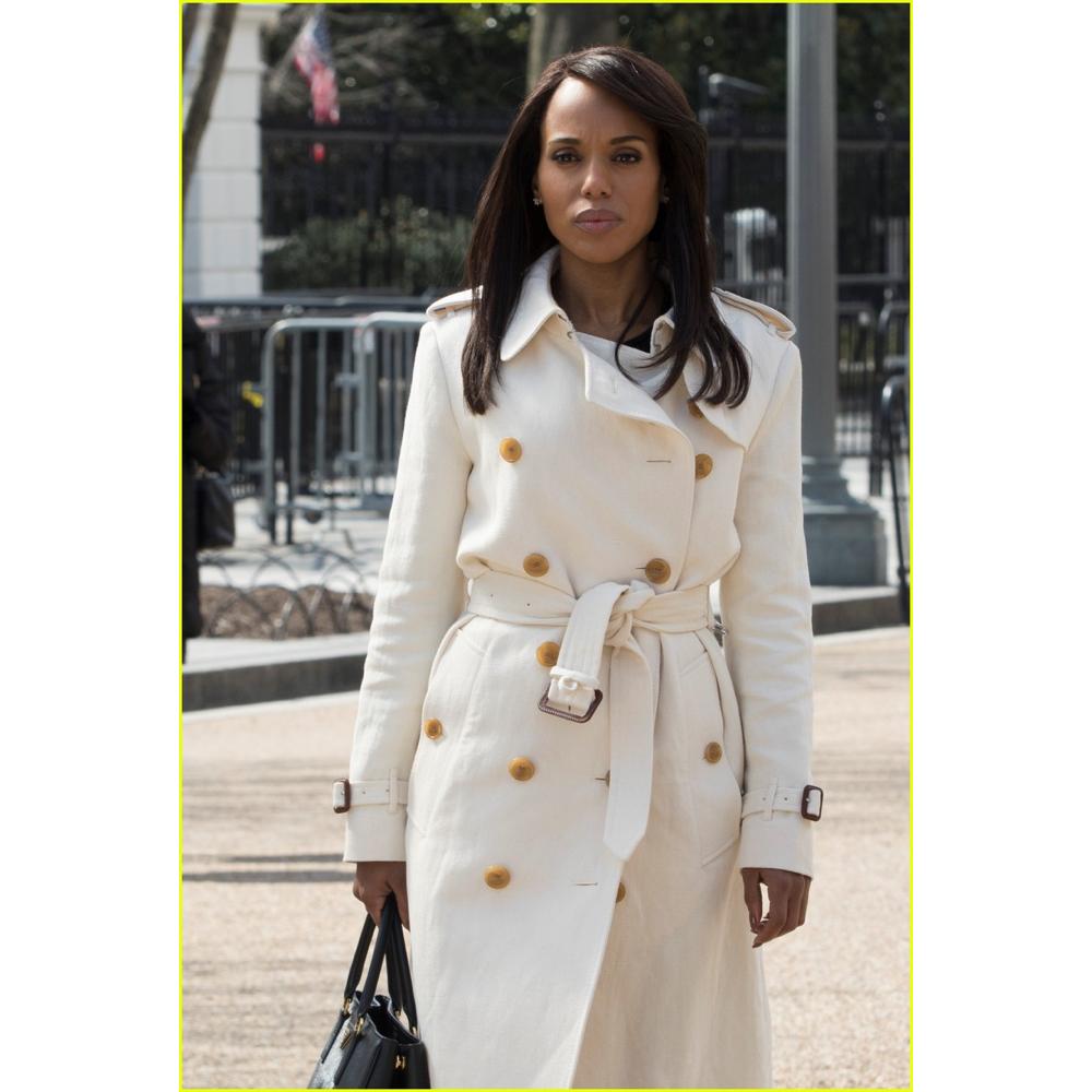 Olivia Pope Costume - Scandal Fancy Dress - Olivia Pope Top