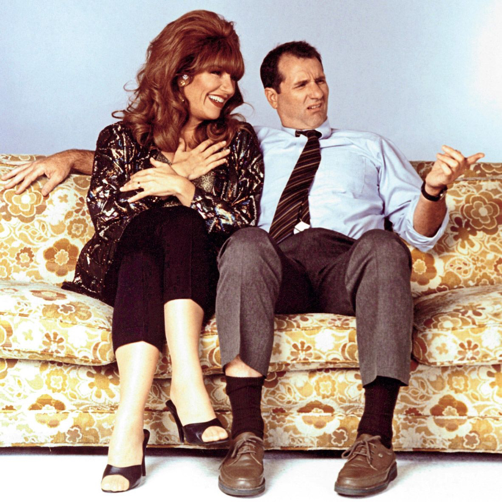 Peggy Bundy Costume - Married With Children Fancy Dress - Peggy Bundy High Heels