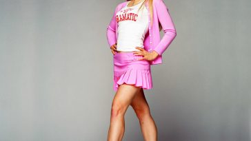 Regina George Costume - Mean Girls Fancy Dress - Regina George Costume