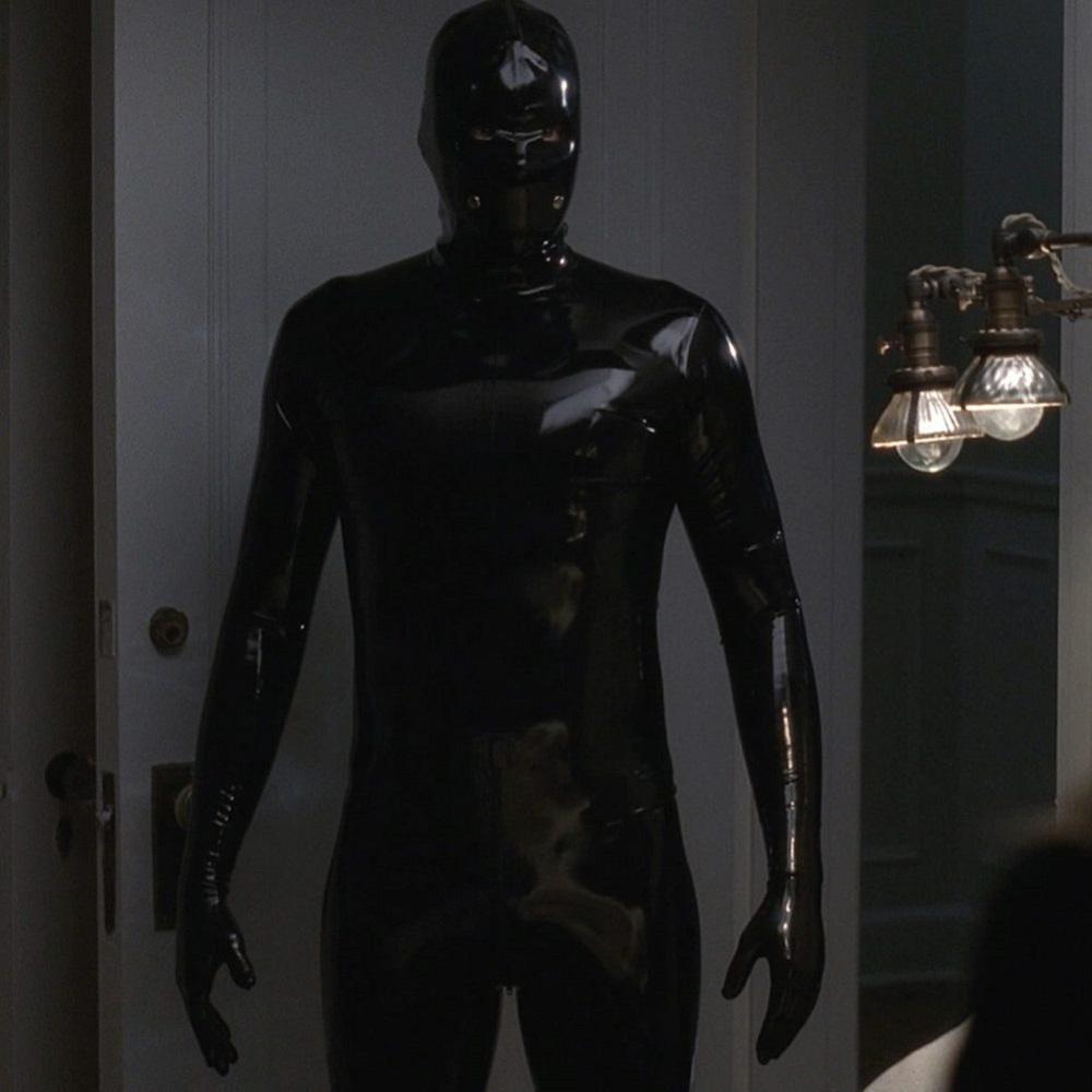 Rubber Man Costume - American Horror Story Fancy Dress - Rubber Man Gloves