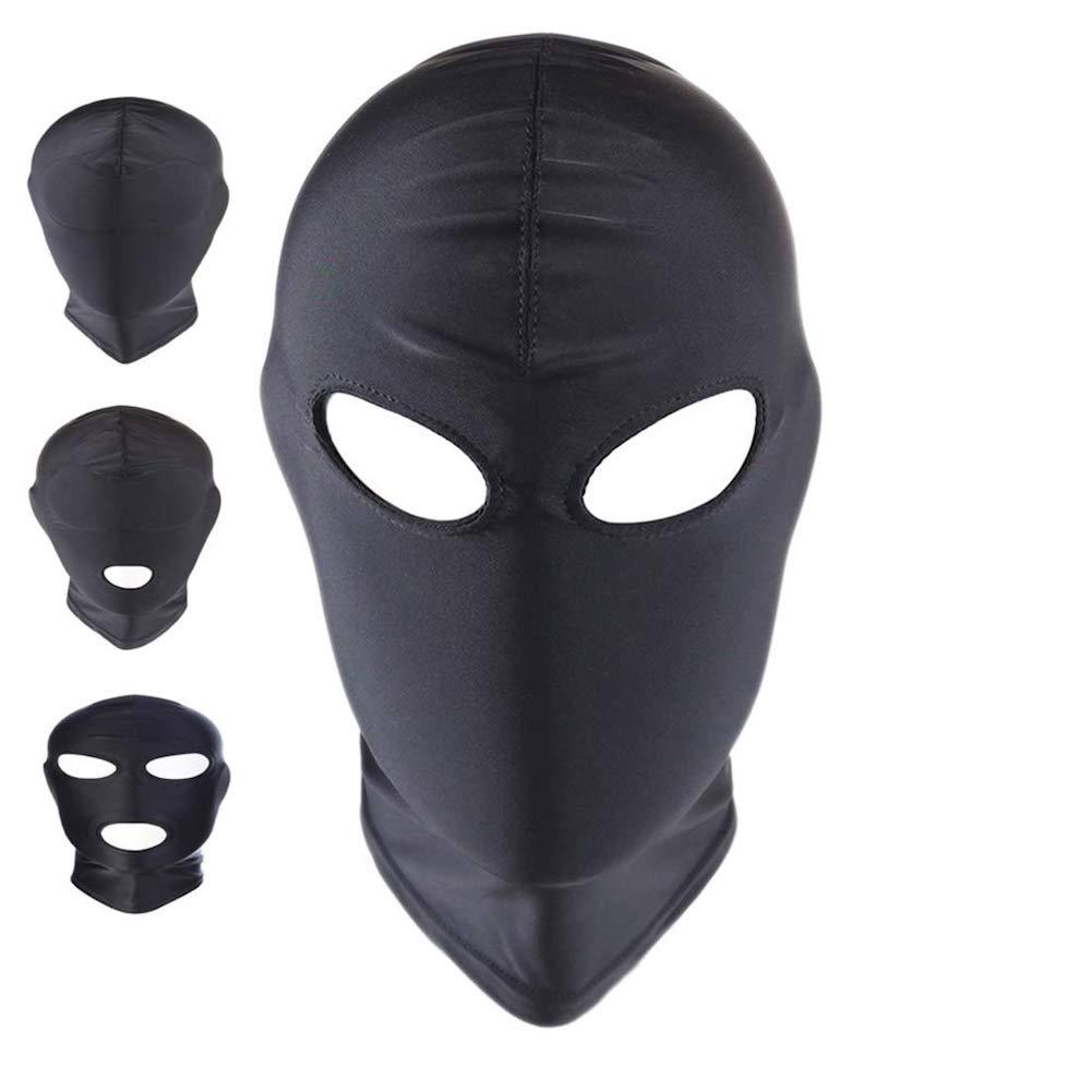 Rubber Man Costume - American Horror Story Fancy Dress - Rubber Man Mask
