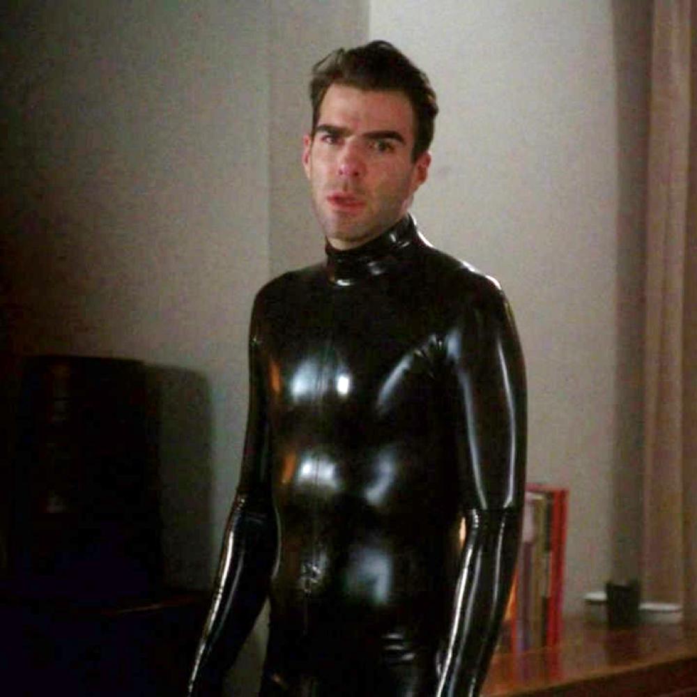Rubber Man Costume - American Horror Story Fancy Dress - Rubber Man Rubber Suit