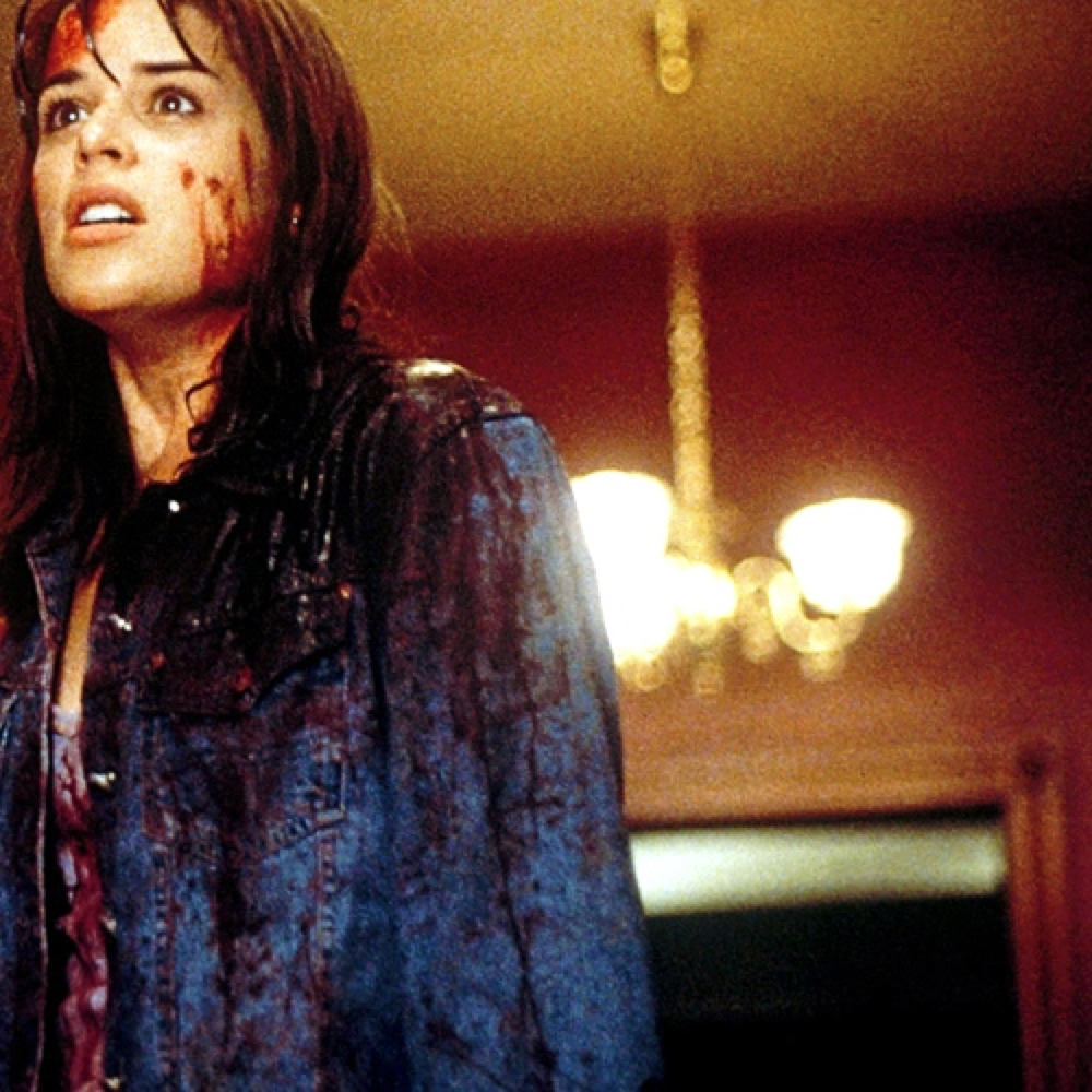 Sidney Prescott Costume - Scream Fancy Dress - Sidney Prescott Blood