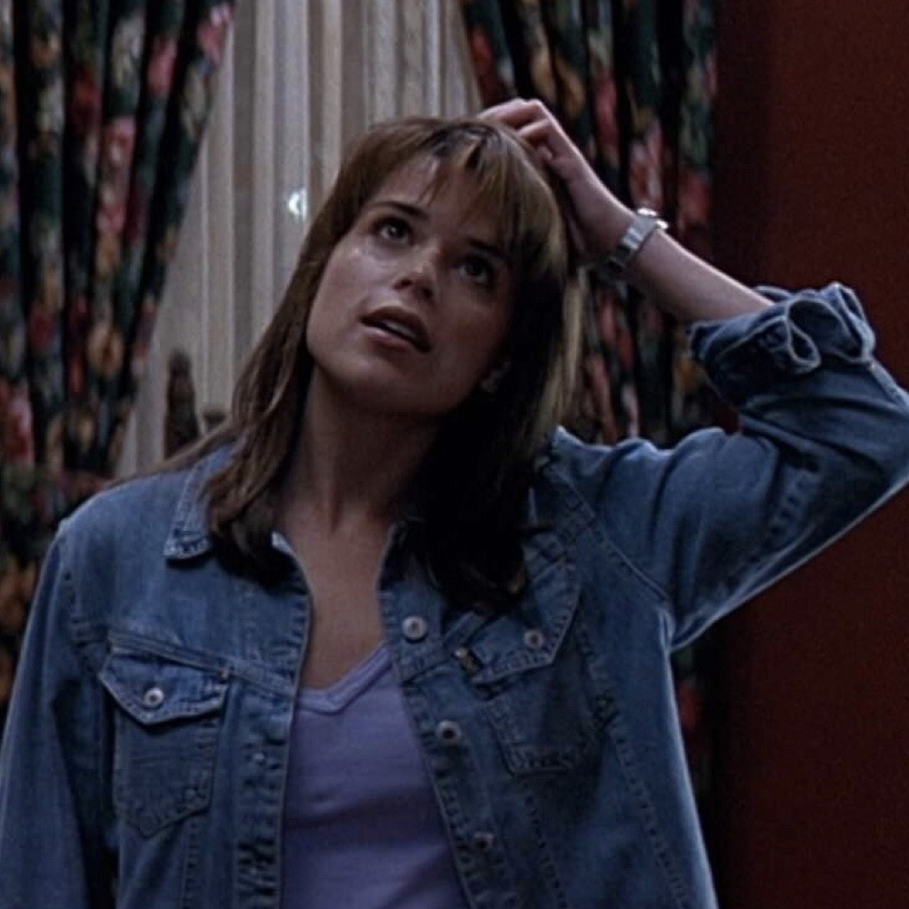 Sidney Prescott Costume - Scream Fancy Dress - Sidney Prescott Jacket