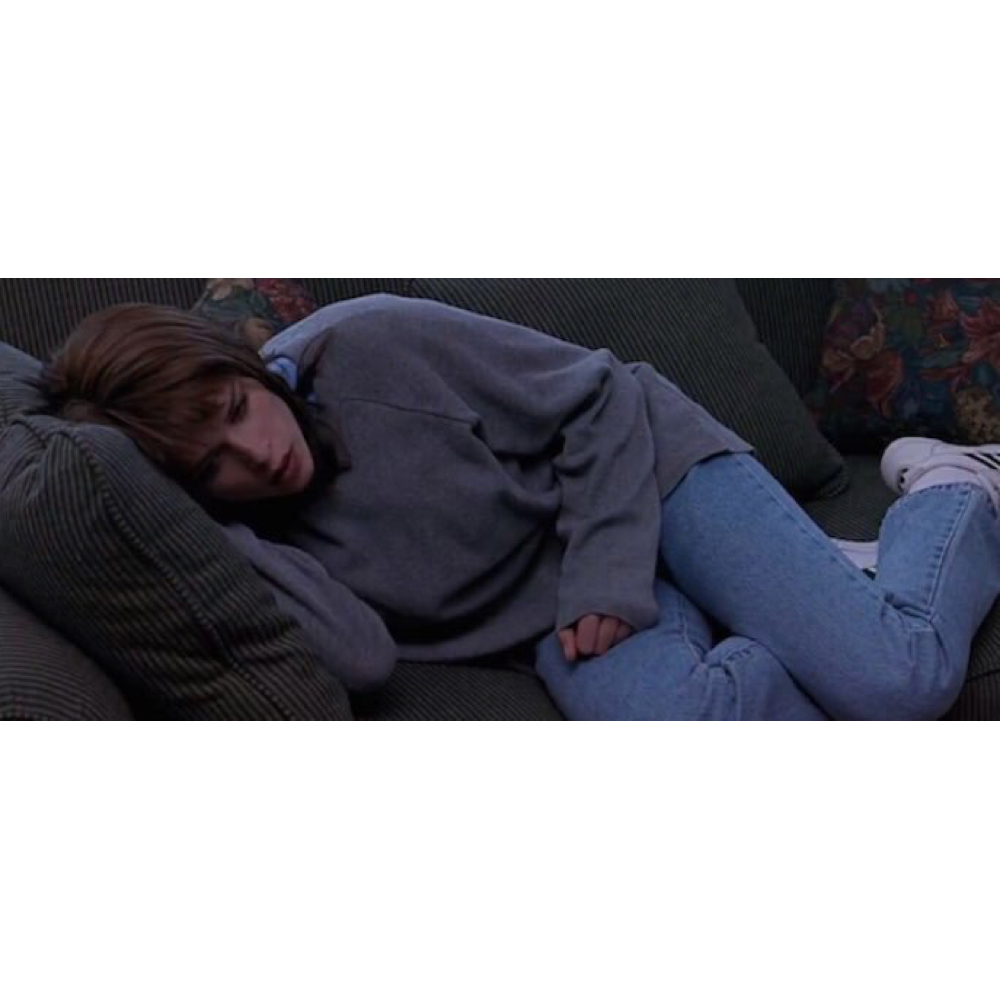 Sidney Prescott Costume - Scream Fancy Dress - Sidney Prescott Sneakers