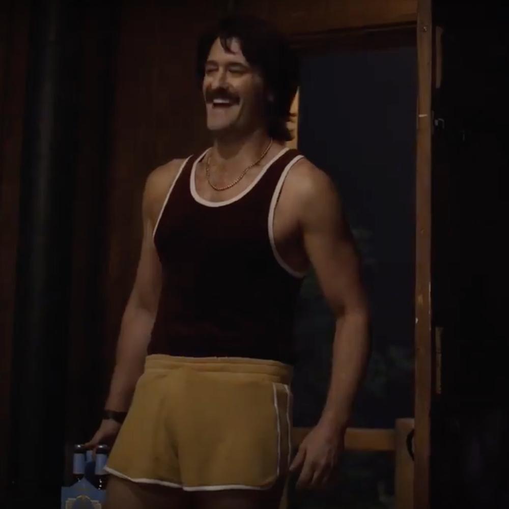 Trevor Kirchner Costume - American Horror Story Fancy Dress - Trevor Kirchner Shorts