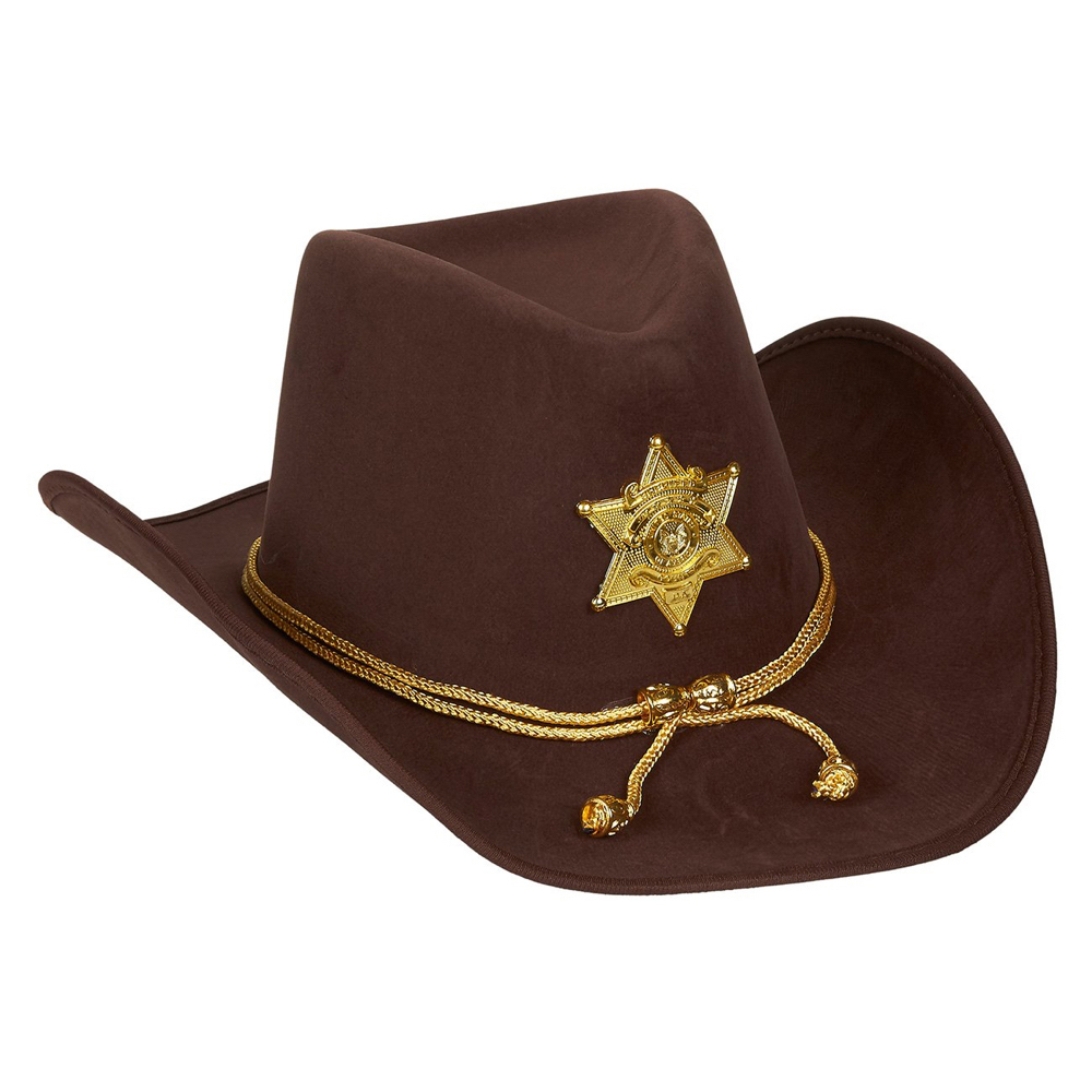 Carl Grimes Costume - The Walking Dead - Carl Grimes Sheriffs Hat