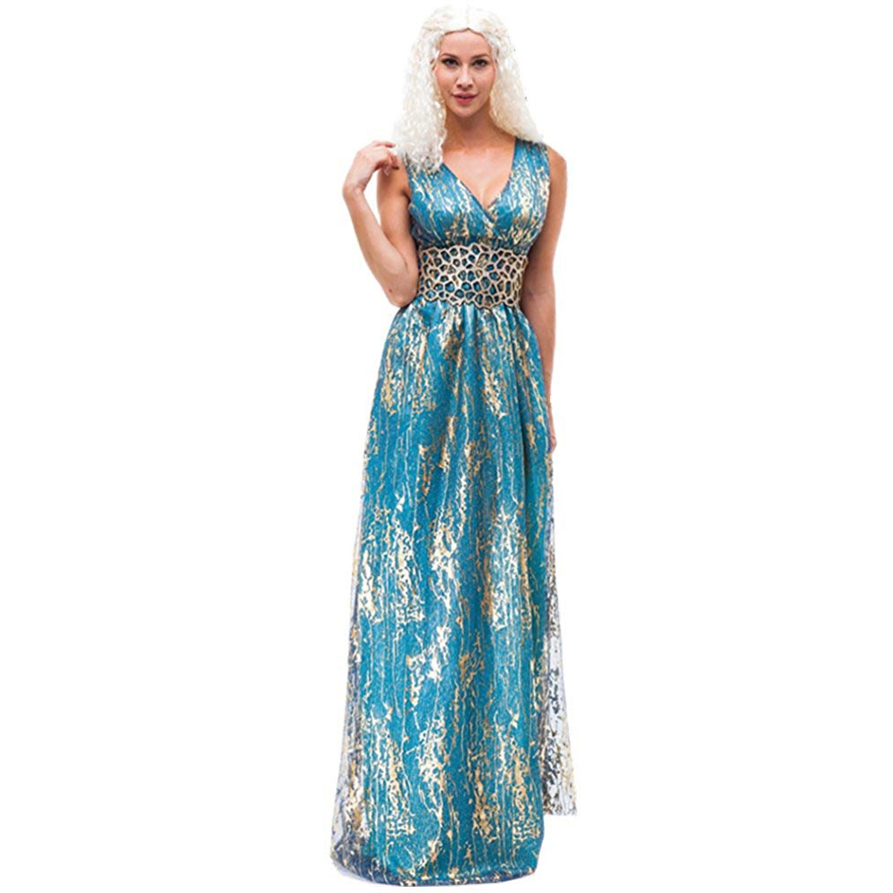 Daenerys Targaryen Costume - Daenerys Targaryen Dress - Game of Thrones Costume
