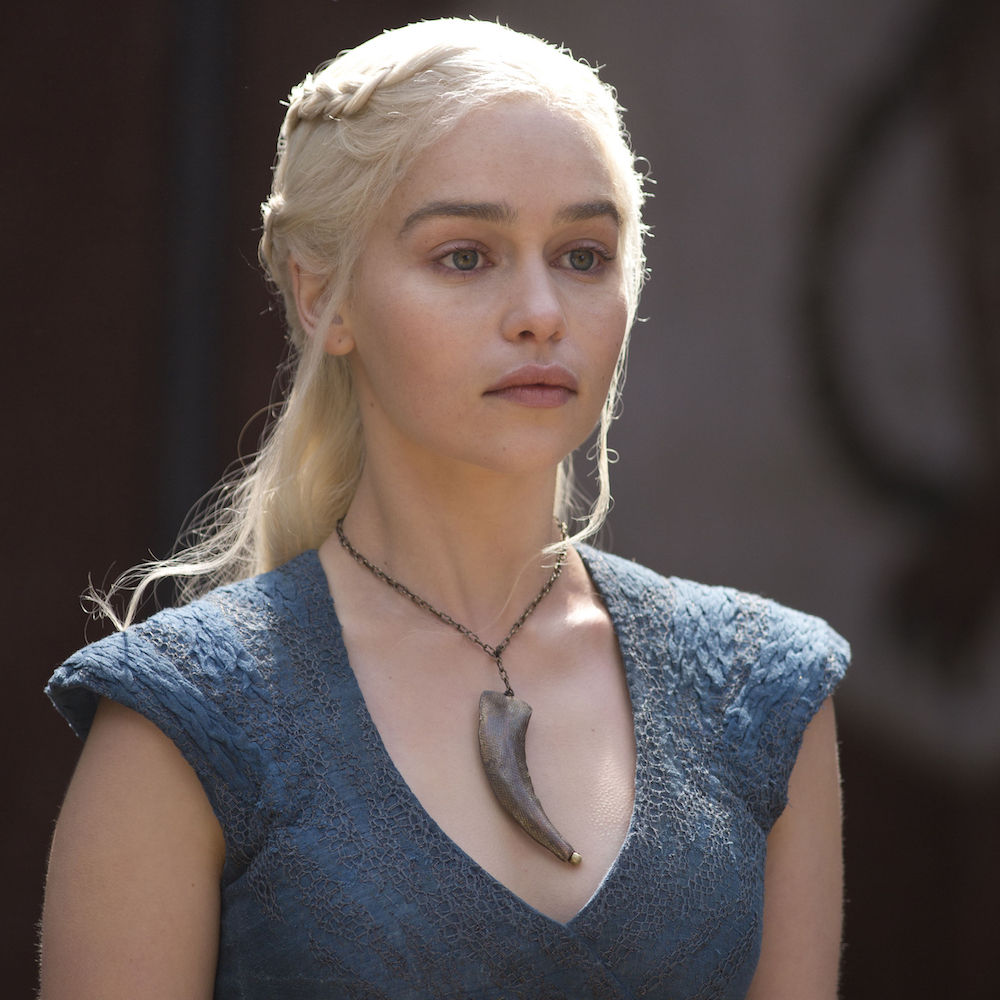 Daenerys Targaryen Costume - Daenerys Targaryen Necklace - Game of Thrones Costume