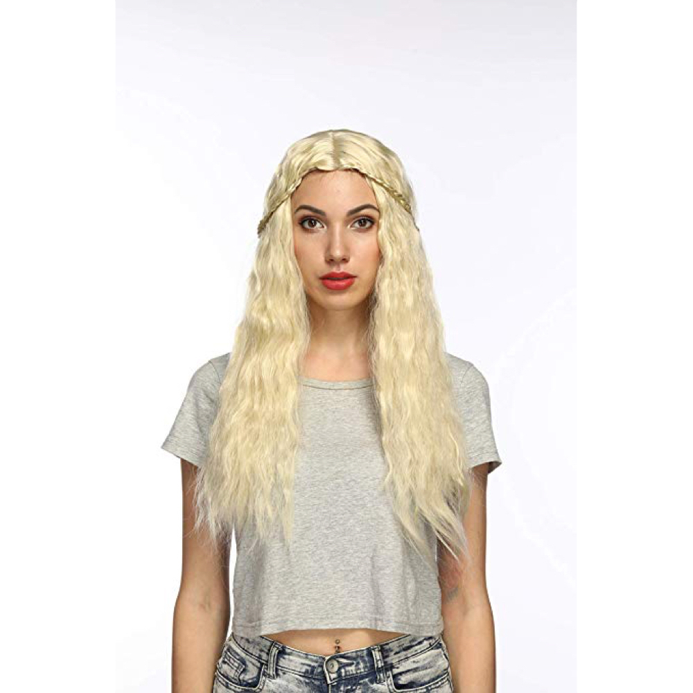 Daenerys Targaryen Costume - Daenerys Targaryen Hair Wig - Game of Thrones Costume