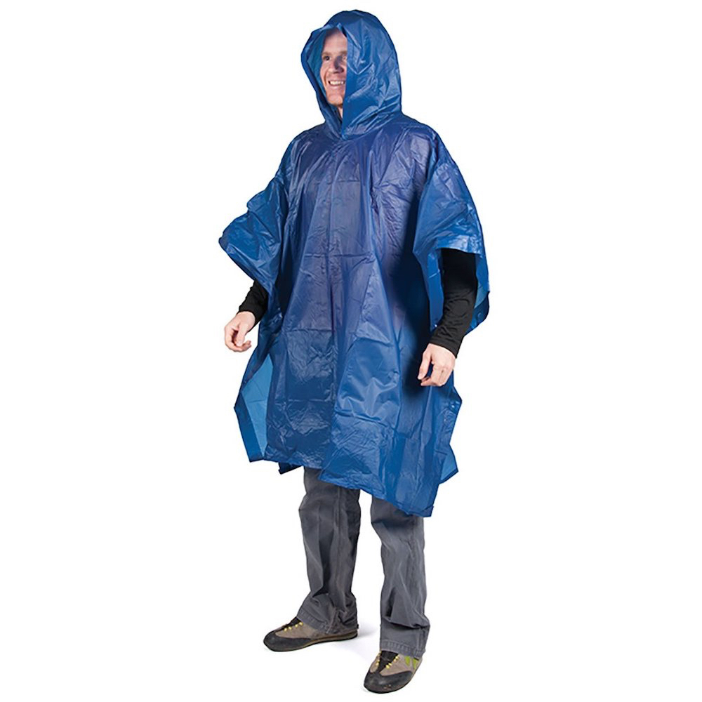 David Dunn Costume - Unbreakable - Glass - David Dunn Poncho