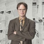 Dwight Schrute Costume - The Office - Dwight Schrute Cosplay