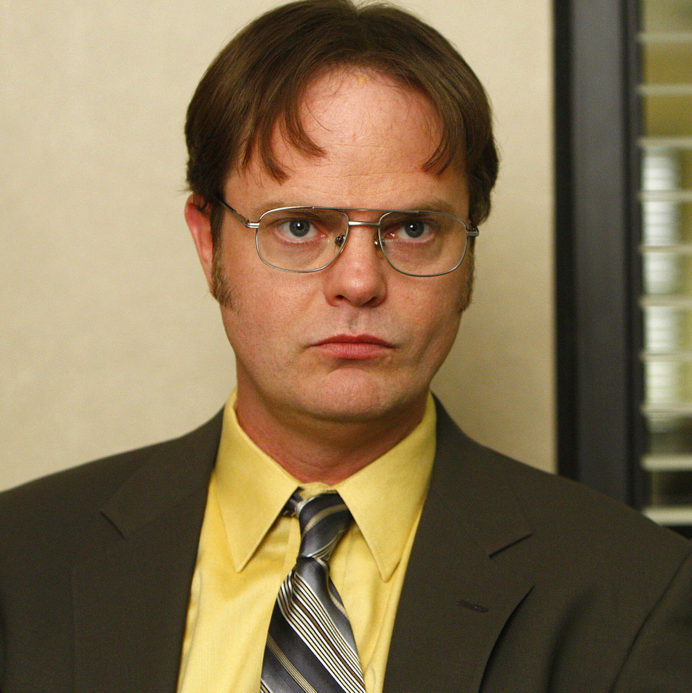 Dwight Schrute Costume - The Office - Dwight Schrute Shirt
